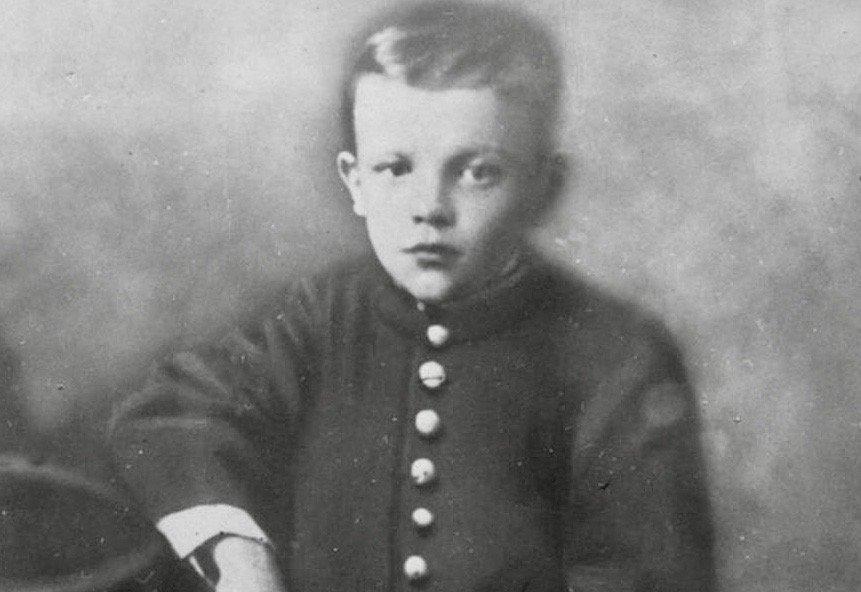 Lenin 5 años