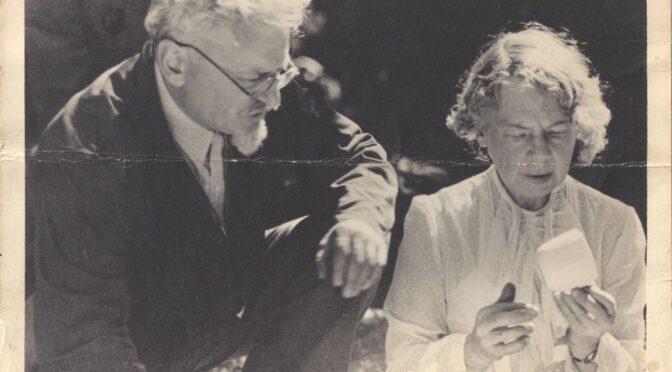 Natalia Sedova, una vida de revolucionaria