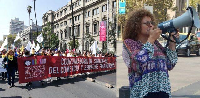 Vilma Álvarez: los trabajadores deben unirse para derrotar la ofensiva patronal