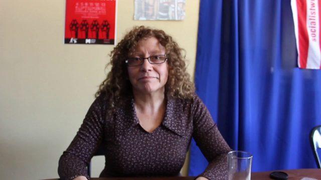 Por la reincorporación de Vilma Álvarez a la directiva de la Confederación Sindicatos del Comercio