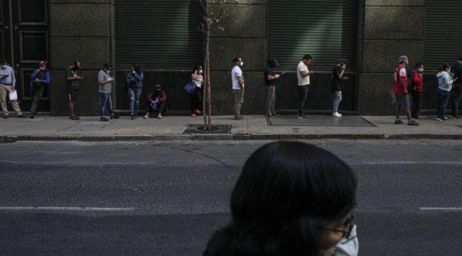 Chile es una carnicería social