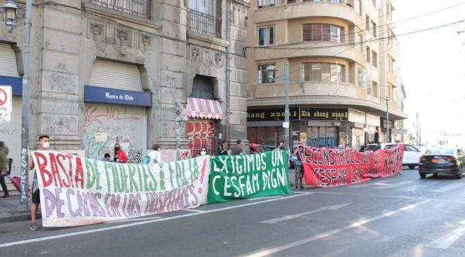 Centro Comunitario Las Cañas, exige reconstrucción de un CESFAM digno