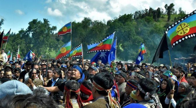 Rechazamos las provocaciones y defendemos incondicionales, la libertad del pueblo Mapuche