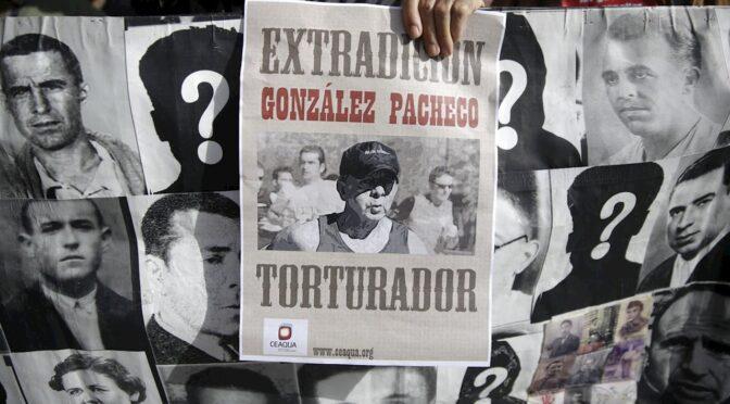 España: muere torturador «Billy el Niño», sus crímenes y los del franquismo siguen vivos