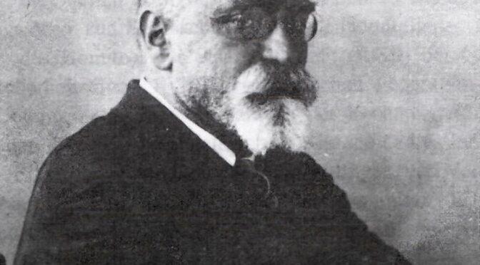 David Riazanov, un marxista fusilado por Stalin