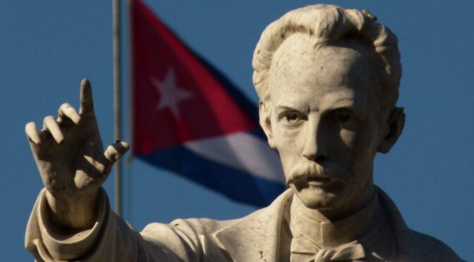 José Martí: «La Revolución»
