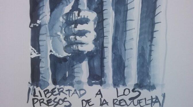 Vidas en Peligro: los presos políticos en Chile