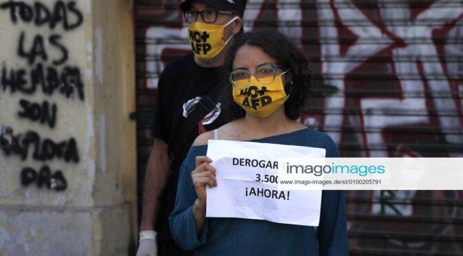 Piñera pretende imponerse por el terror: libertad a Patricia Brito y a todos los compañeros detenidos