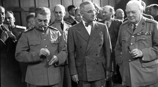 Nuevo orden: la reconstrucción global después de la 2ª Guerra Mundial