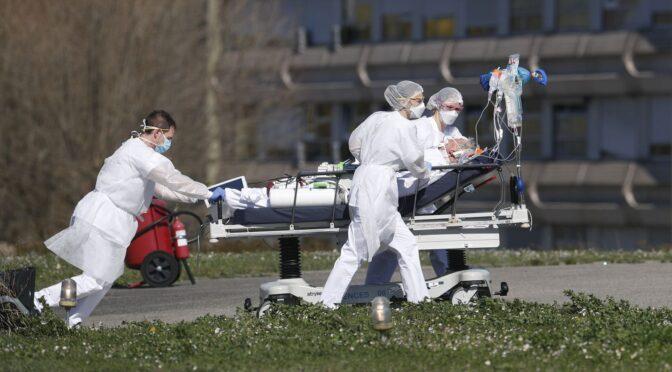 EEUU y China se pelean en la OMS, mientras la pandemia crece en el mundo