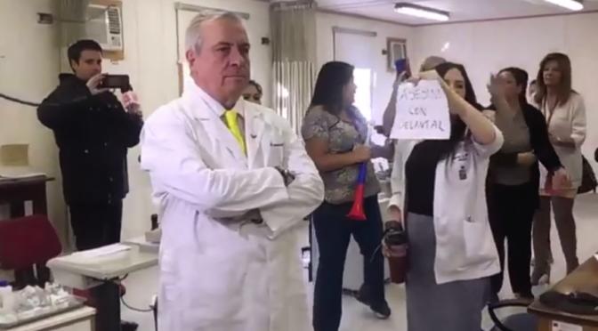 Trabajadores de la Salud en Chile, Primera Línea de lucha contra del coronavirus