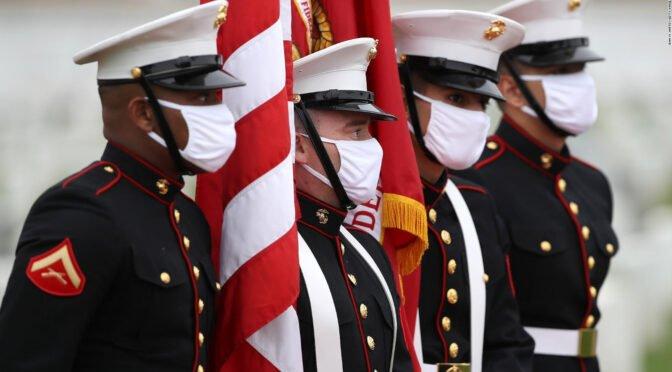 100.000 muertos en EEUU por COVID19: superan bajas militares en Corea y Vietnam