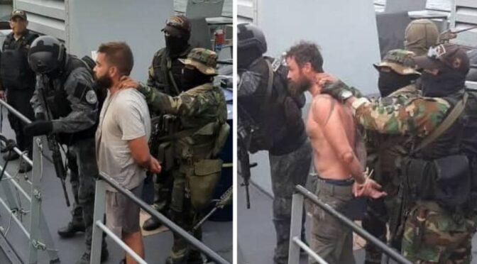 Trump Ensaya la invasión a Venezuela