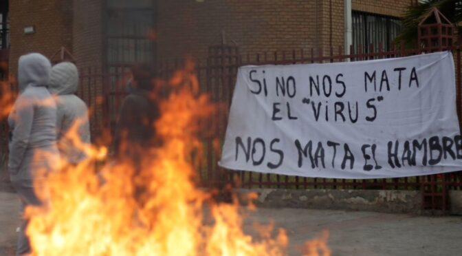 Entrevista a Grez Toso: «Las rebeliones del hambre en la historia de Chile»