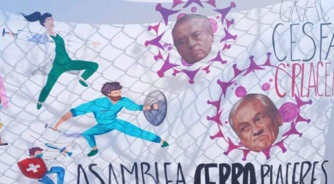 Asamblea Cº Placeres: ¡¡¡Frente a la cuarentena general, plan de lucha en los territorios!!!