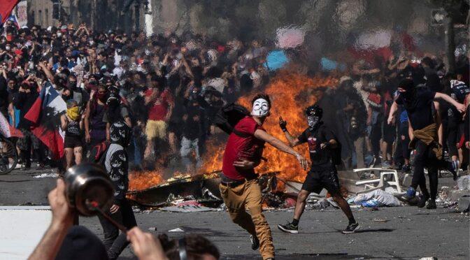 Chile: la necesidad de una corriente marxista de la clase obrera