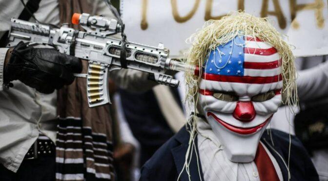 EEUU: el látigo de la reacción incapaz de acobardar a las masas ¿Y ahora qué?