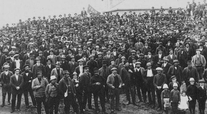 Centenario de la matanza de Punta Arenas