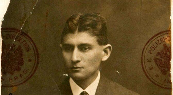 Cuento de Franz Kafka: «El matrimonio»
