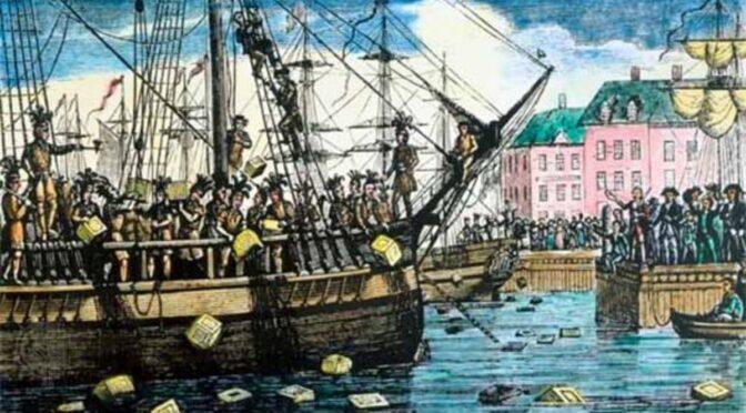 La tradición revolucionaria en los EE.UU.