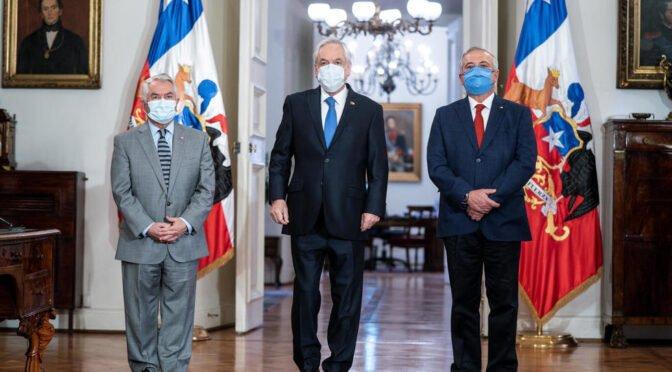 Mañalich o Paris: el mismo ataque genocida de Piñera en contra del pueblo