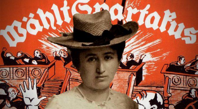 Rosa Luxemburgo sobre salario y plusvalía relativa