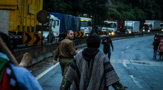 Collipulli: asesinan a balazos a werken Alejandro Treuquil