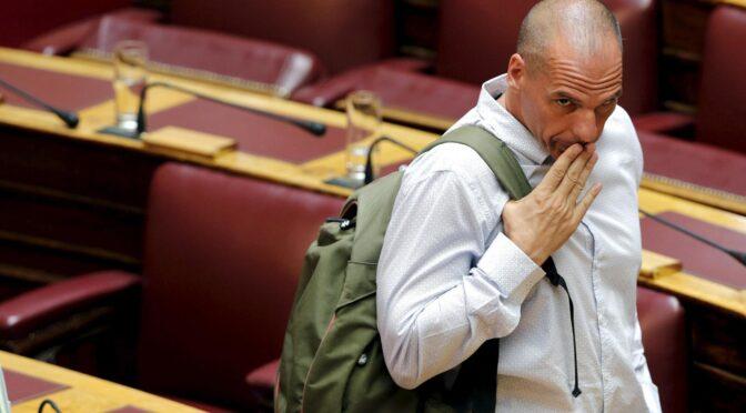 «Capitulación entre adultos»: la traición de Syriza en Grecia