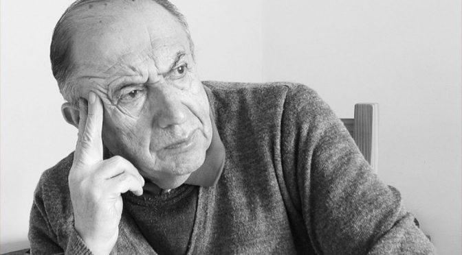 Efraín Barquero: adiós al poeta de la tierra telúrica