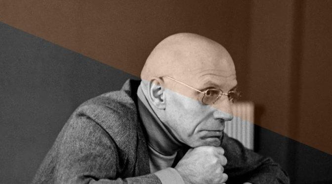 Michel Foucault: el anti-edipo, una introducción a la vida no fascista