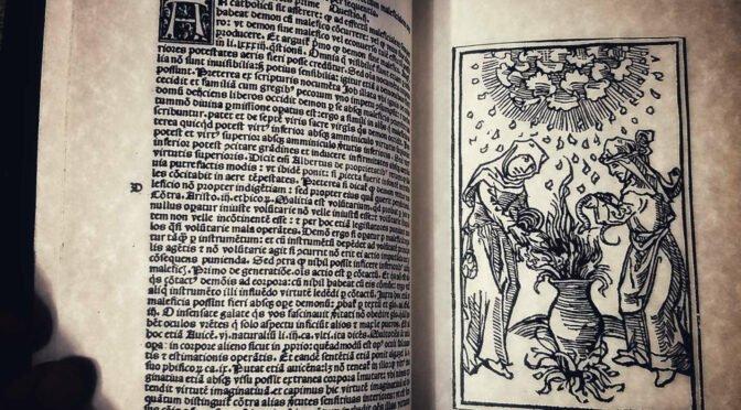 Malleus Maleficarum: el Código Penal de la Santa Inquisición