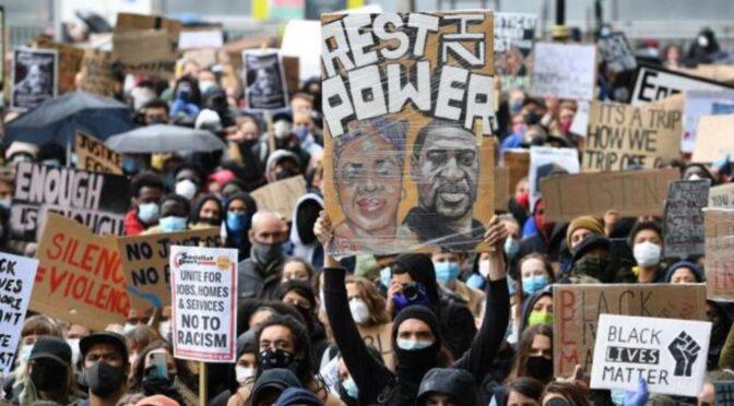El movimiento de masas «Black Lives matter» se extiende internacionalmente