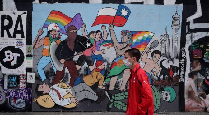 ¡Renuncia de Piñera! como factor fundamental de la revolución democrática