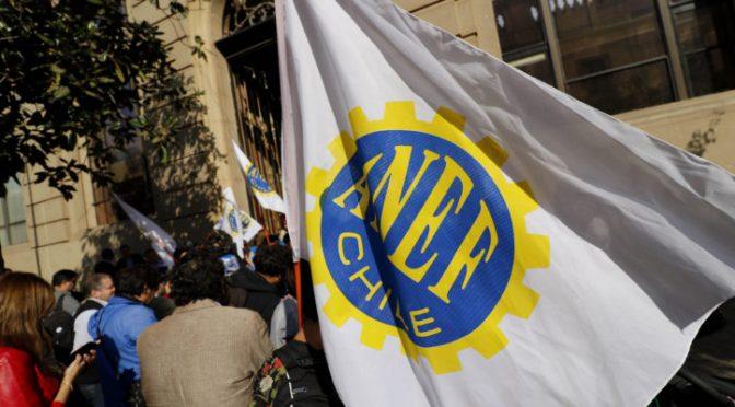 ANEF denuncia chantaje del Gobierno: no negociarán mientras no se retire querella contra Piñera