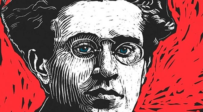 Sobre Gramsci y el optimismo de la voluntad:  pesimismo de la Voluntad