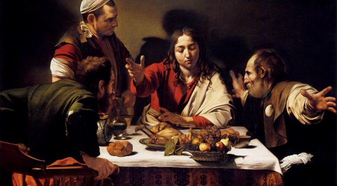 Pier Paolo Passolini: «La luz de Caravaggio»