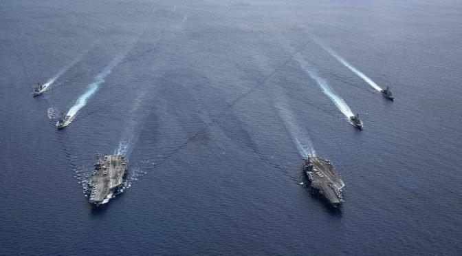 Para salir de su profunda crisis, EE.UU. las emprende contra China