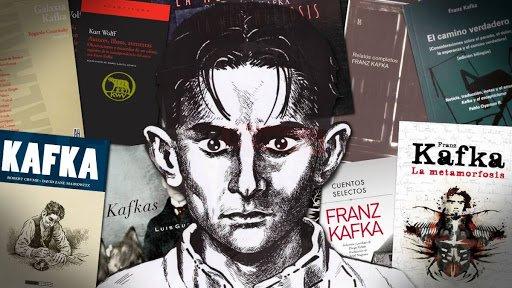 El judío Franz Kafka