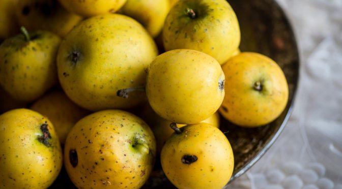 Narración de Juan Navarrete: «La extraña manzana»