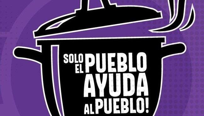"""Ollas comunes de Valparaíso contra el oportunismo político de la campaña """"Valparaíso. Familias de cerro a mar"""""""