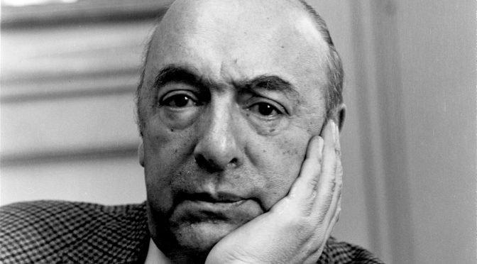 Pablo Neruda y su amor por la lengua: El cumpleaños de un chileno eminente