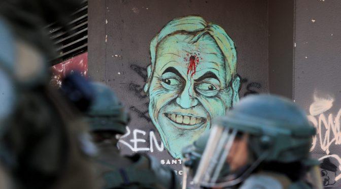 La crisis del régimen y el derrumbe del gobierno de Piñera