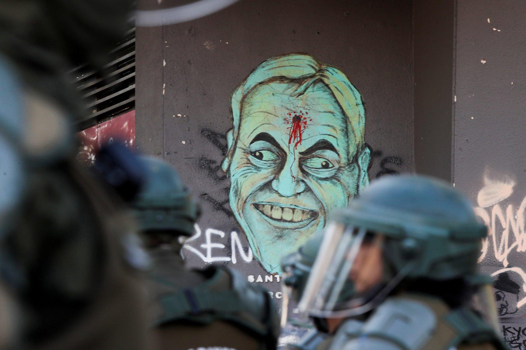 Piñera Asesino