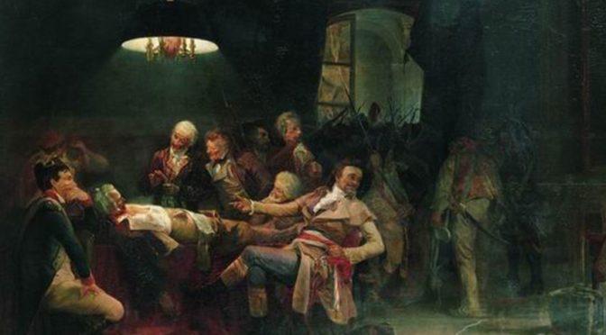 Maximilien Robespierre: sobre el deber de insurrección