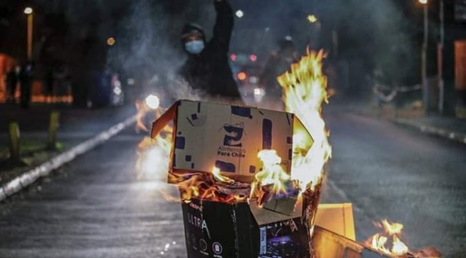 La democracia patronal chilena entre dos fuegos