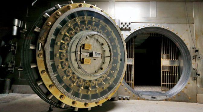 Un sistema financiero mundial ultra parasitario que cuenta con una protección inquebrantable
