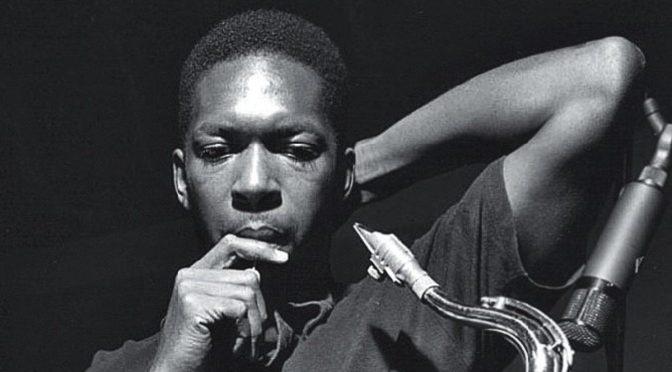 John Coltrane: política del sonido