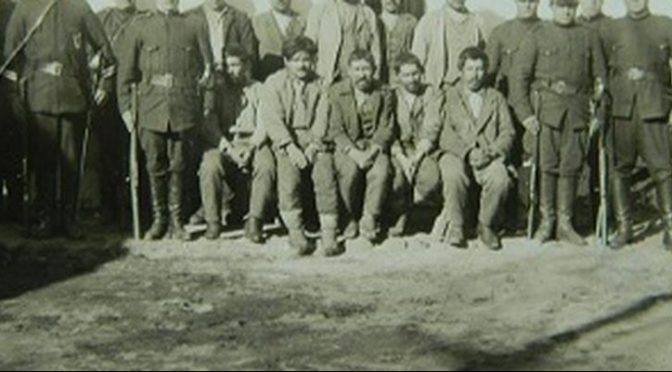 El levantamiento de Ranquil en 1934, el despertar del campesinado en Chile