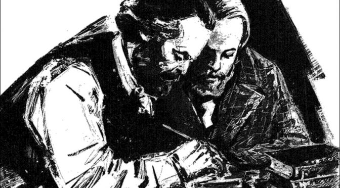 Friedrich Engels:reseña del primer tomo de El Capital
