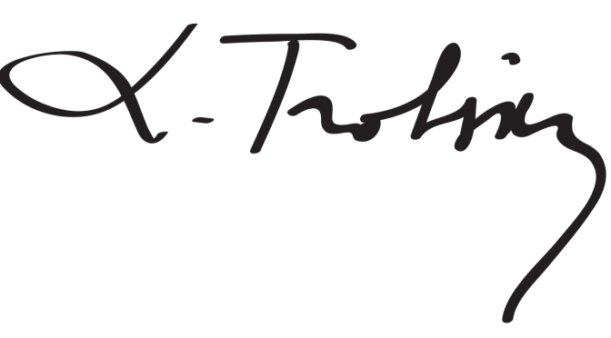 La muerte de Trotsky en Coyoacán, en la medianoche del siglo